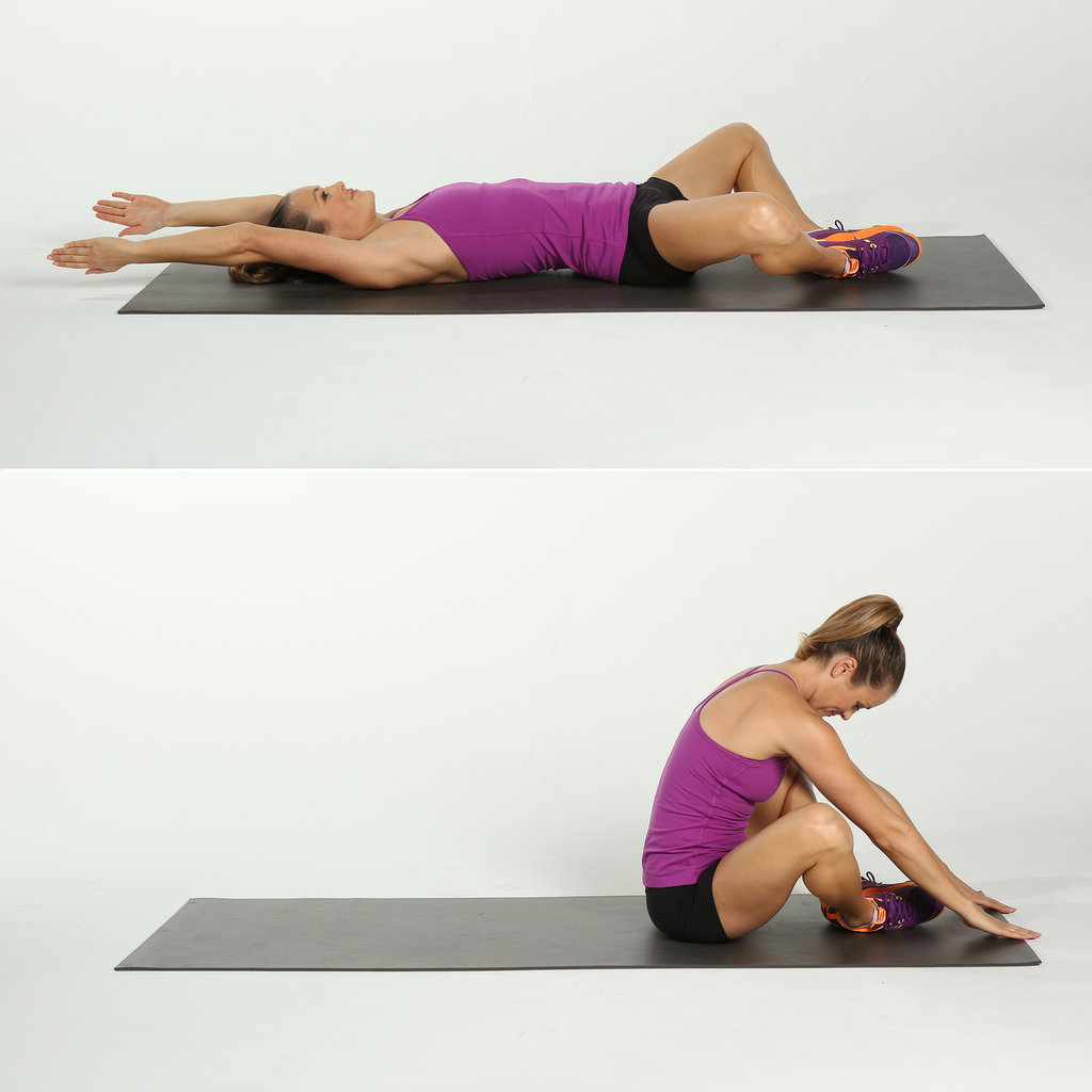 Core: Diamond Sit-Up