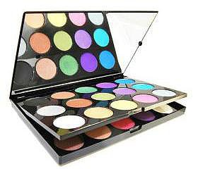 [grxjy5140011]15 Colors Glitter Eye..