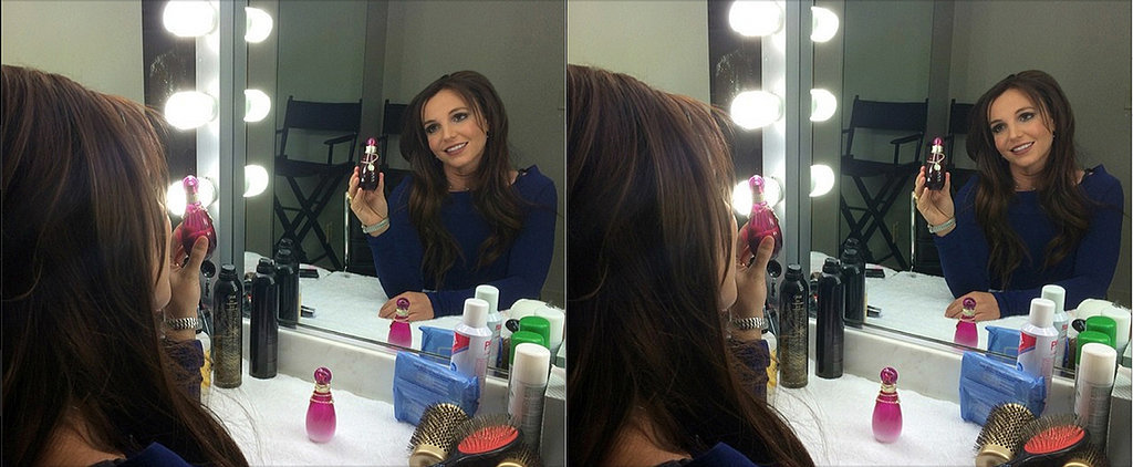 Did Britney Spears Go Brunette Again?