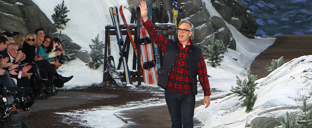 Tommy Hilfiger Talks His Fall Collection and the Oscars