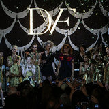 Diane von Furstenberg Fall 2014 Runway Show Video