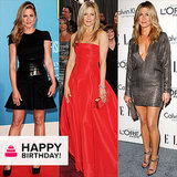 How Jennifer Aniston Went From Friend to Fashion Fatale