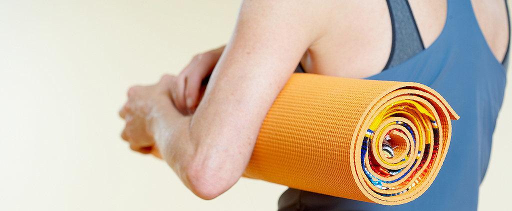 The Best Ways to Break in Your Yoga Mat
