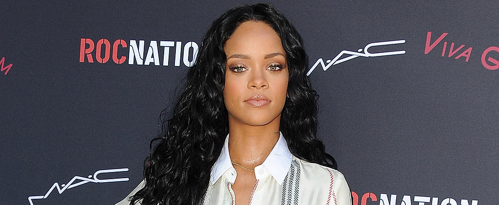 Rihanna Spent Her Weekend With a Famous Friend