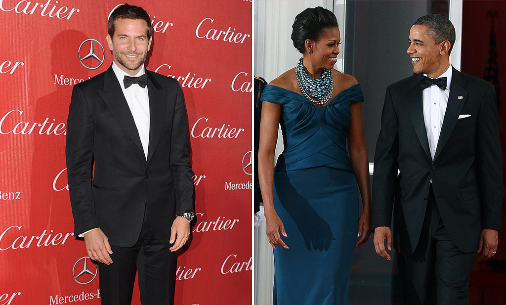 Fluent French Speaker Bradley Cooper Will Be on Hand at the State Dinner