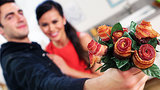 Make a Beautiful Bouquet of . . . Chocolate-Bacon Roses