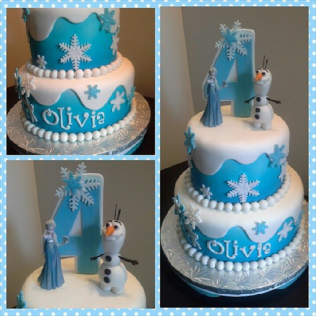 Frozen Disney Cake Ideas