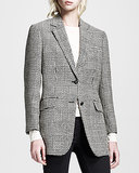 Rag & Bone Checked Blazer