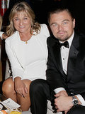 Leonardo DiCaprio and Irmelin Indenbirken
