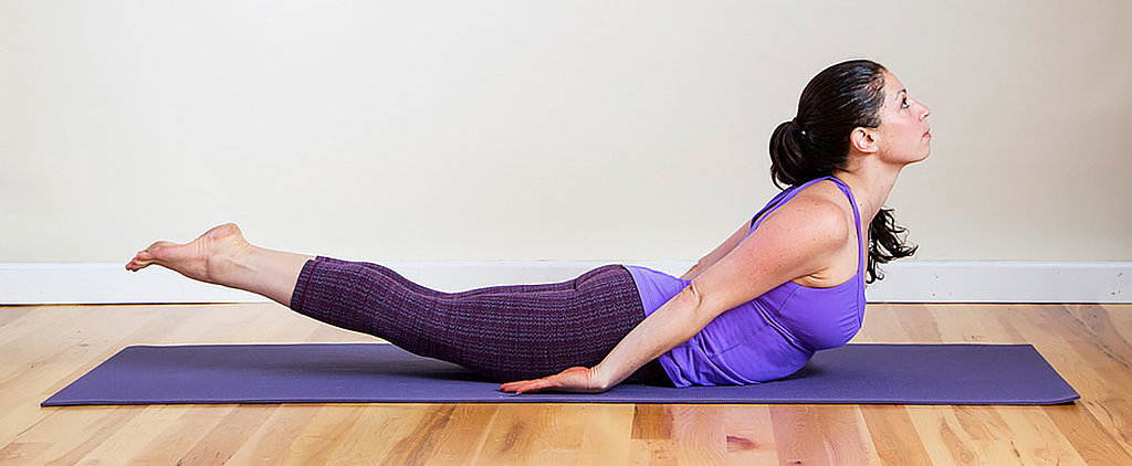 7 Yoga Poses For Prettier Posture