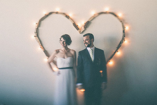 50 Ways to Add Hearts to Your Wedding