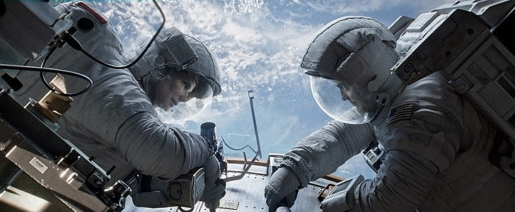 Gravity and More of This Week's New DVDs