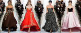 If These Oscar de la Renta Dresses Could Talk . . .