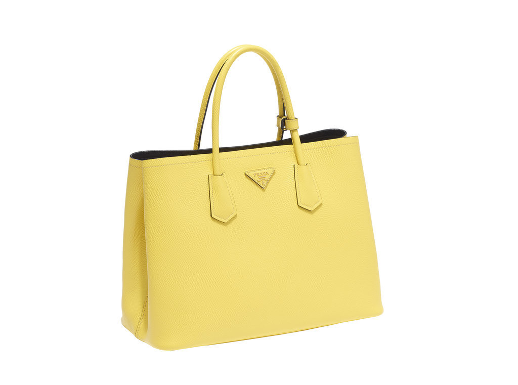 Prada Double Bag in Girasole