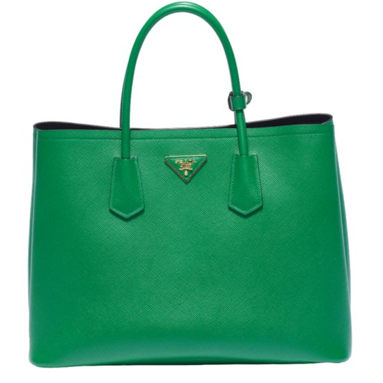 We Are Doubling Down on the Brand-New Prada Bag