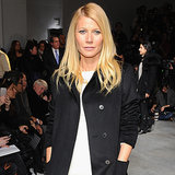 Gwyneth Paltrow at the Hugo Boss Fall 2014 Runway Show