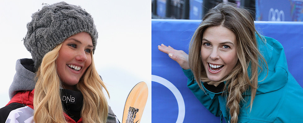 Beauty Spotlight: Babes on the Boards at Sochi