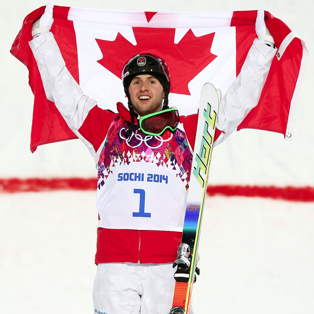 Alex Bilodeau's Sochi iPhone Apps