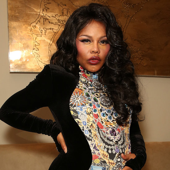 Lil Kim Is Pregnant; Baby Bump Pictures