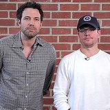 Ben Affleck and Matt Damon Funny Charity Video