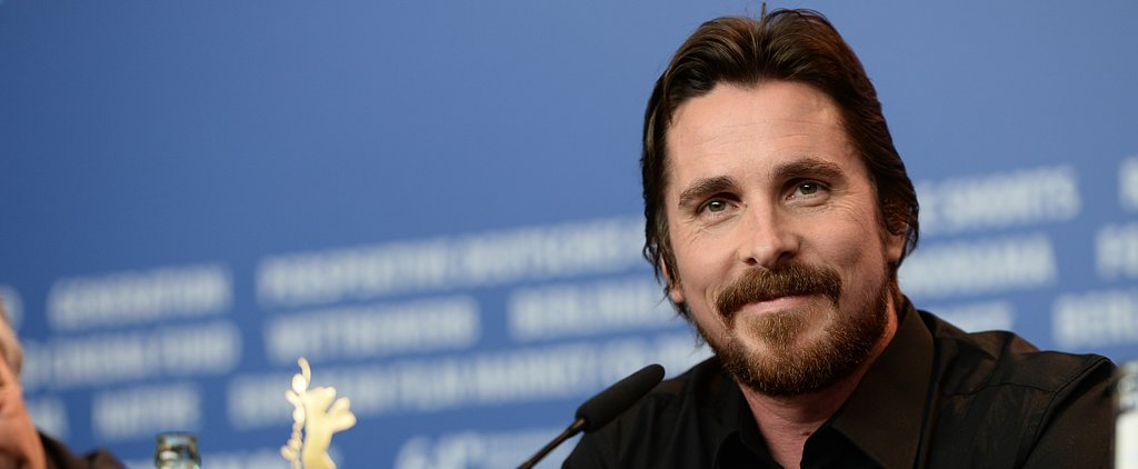 Which Surprising Star Has a Major Crush on Christian Bale?