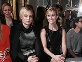 Diane Kruger and Reese Witherspoon watched the Boss show together on Wednesday.