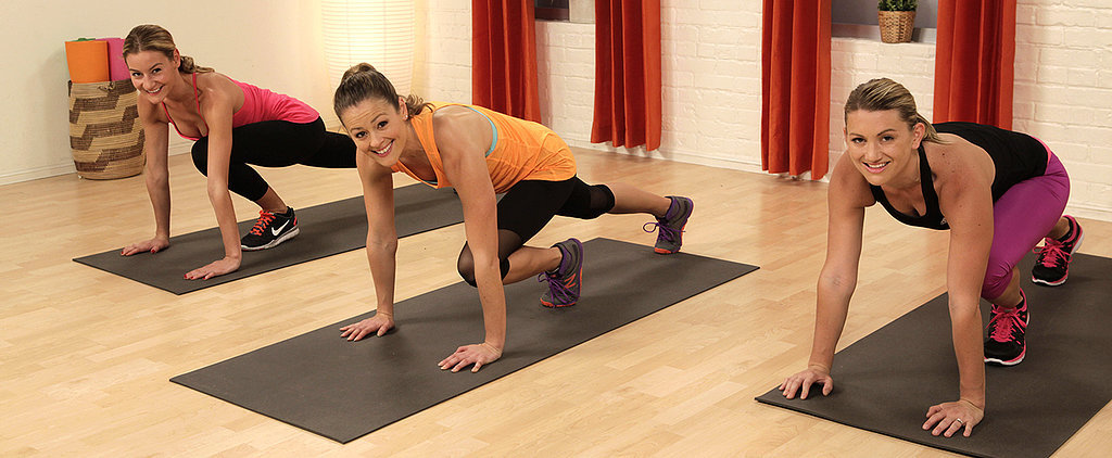 No Running Required in This 10-Minute Cardio Sweat Session