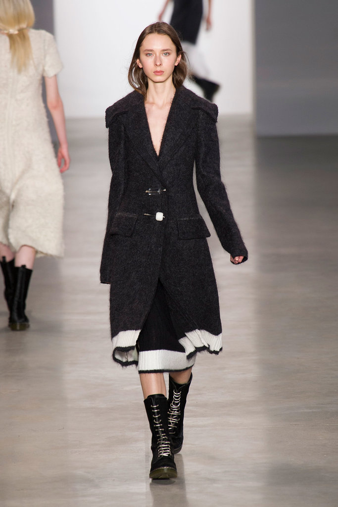 Calvin Klein Collection Fall 2014