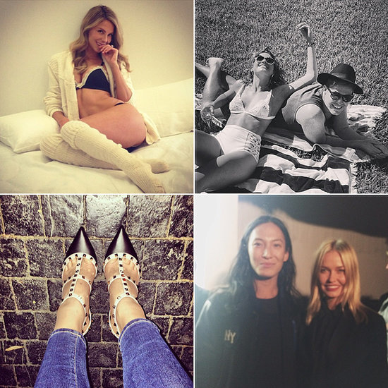 Fashion, Celebrity & Beauty Instagram Photos: Miranda Kerr