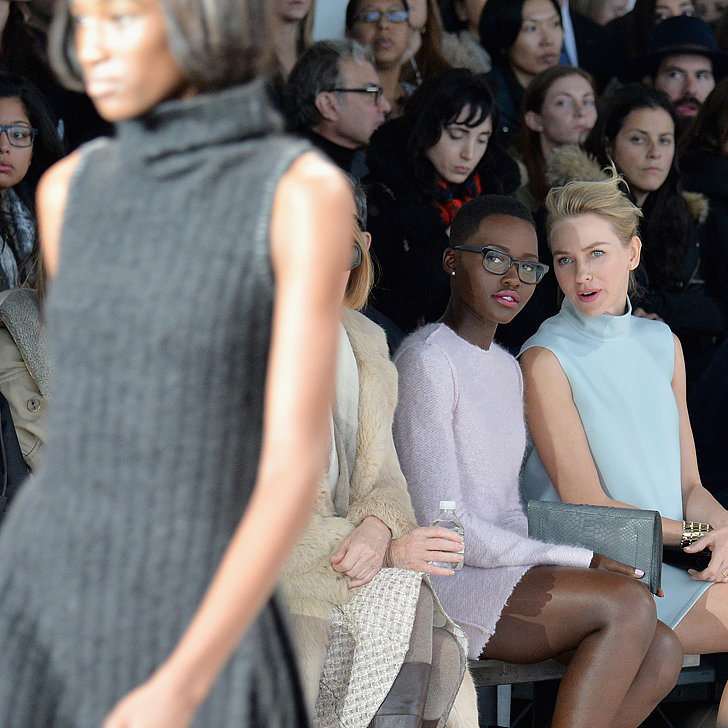 We're Already Picturing Lupita Nyong'o in Calvin Klein's Fall 2014 Collection
