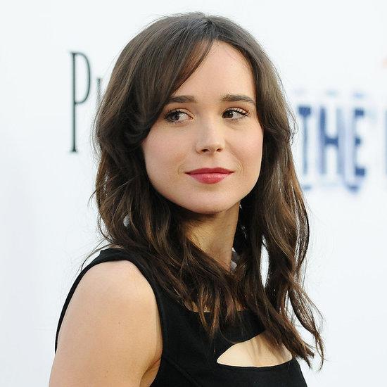 Ellen Page   POPSUGAR Celebrity Ellen Page