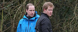 Speed Read: William and Harry Lash Out at the Press