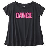 Girls' Dance Swing Top