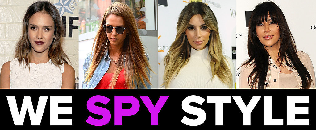 We Spy: Celebrity Hairstyles! Do You Like the Before or After?