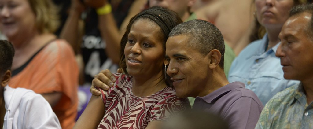 See Michelle Obama's Valentines Day Message to the President!