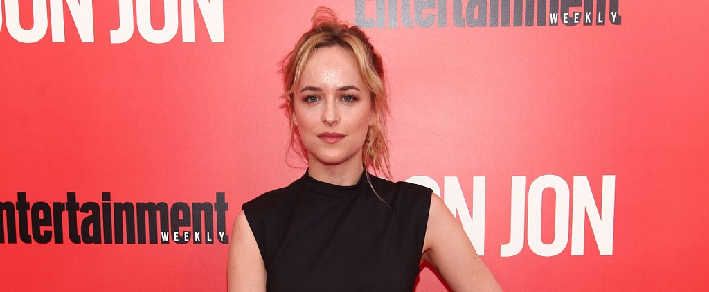 Hello, Christian: Here's Your First Look at Dakota Johnson as Anastasia