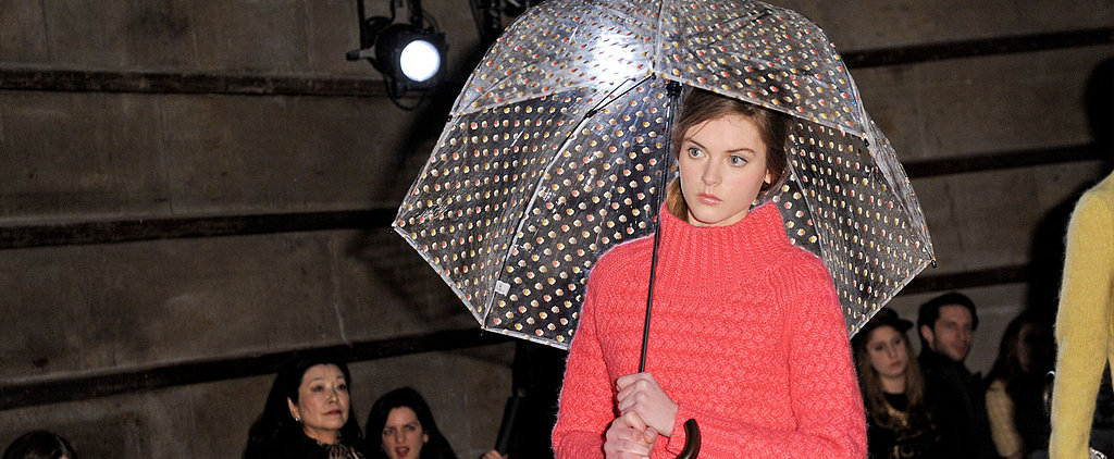 It Was Raining Cats and Dogs at Orla Kiely