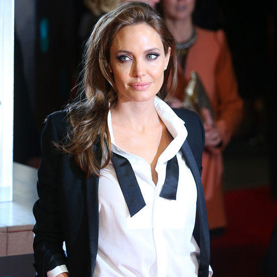 How Did You Feel About Angelina Jolie's Red Carpet Tuxedo?