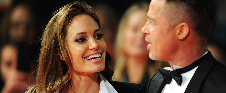 How Did You Feel About Angelina and Brad's Matching BAFTAs Outfits?
