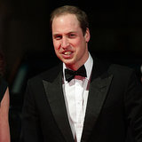 Prince William at the BAFTAs 2014 | Pictures