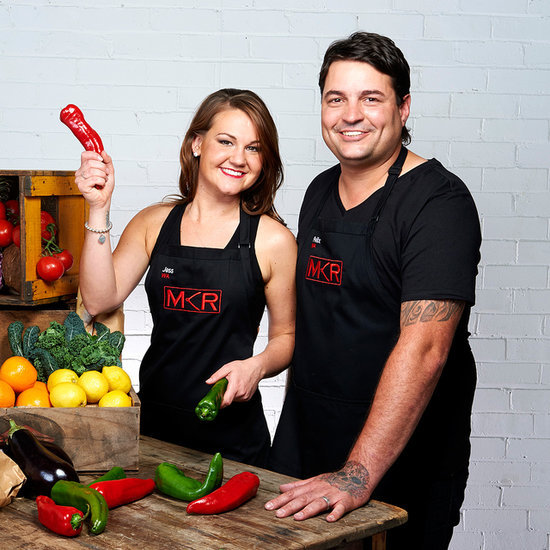 My Kitchen Rules Elimination Interview: Jess and Felix