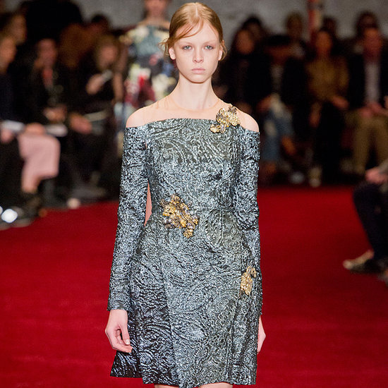 Erdem Autumn Winter 2014 London Fashion Week Show