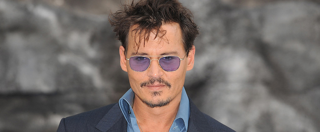 Johnny Depp Wins a Unique Award