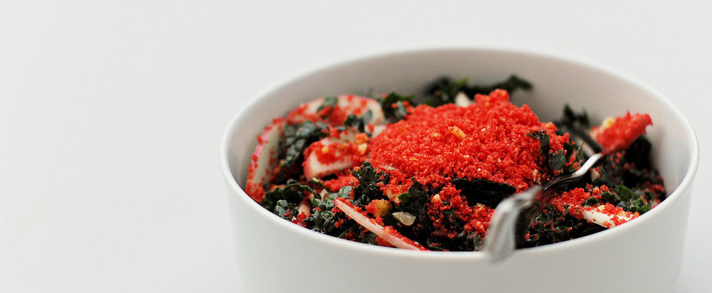 Flamin' Hot Cheetos Kale Salad Is So Wrong It's Right