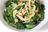 Baby Kale Sesame Chicken Salad