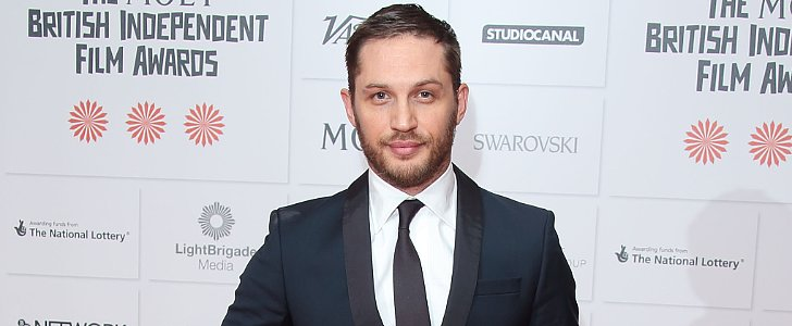 Tom Hardy's Fifty Shades of Grey Connection