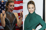 Ashley Wagner Played by Rachel McAdams