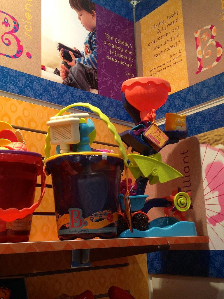 B. Toys Beach Toys