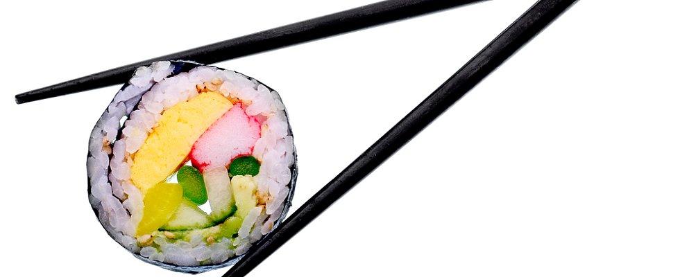 Calories in Your Sushi Train Menu