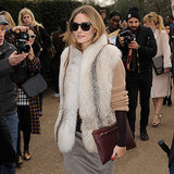 Olivia Palermo Fashion Week Outfits Autumn Winter 2014